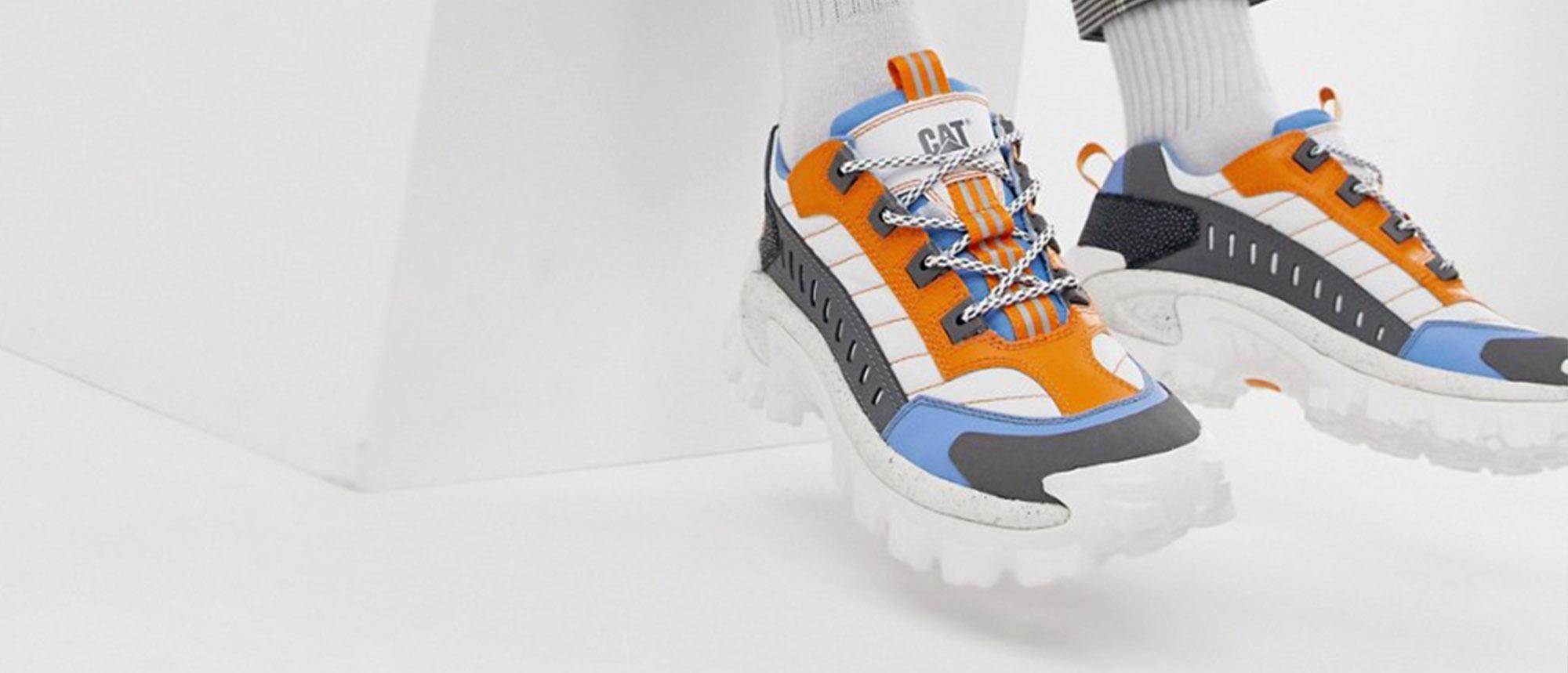 On Trend: The Hiking Sneaker   VanityForbes