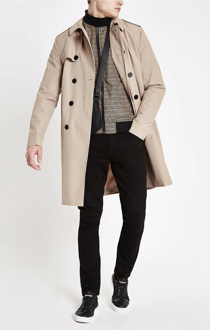 men's trench coats