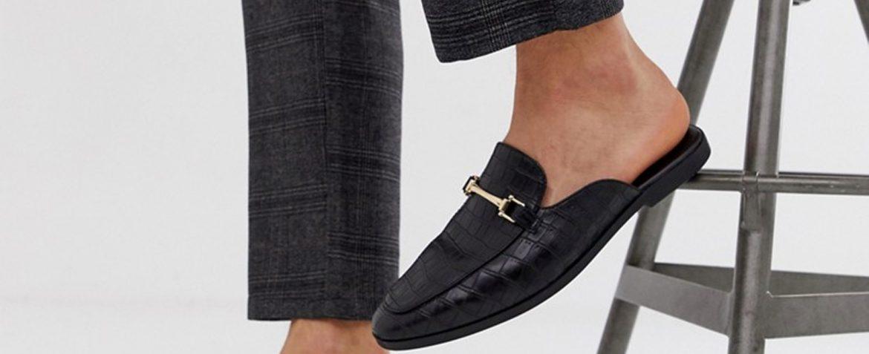 men's mule loafers