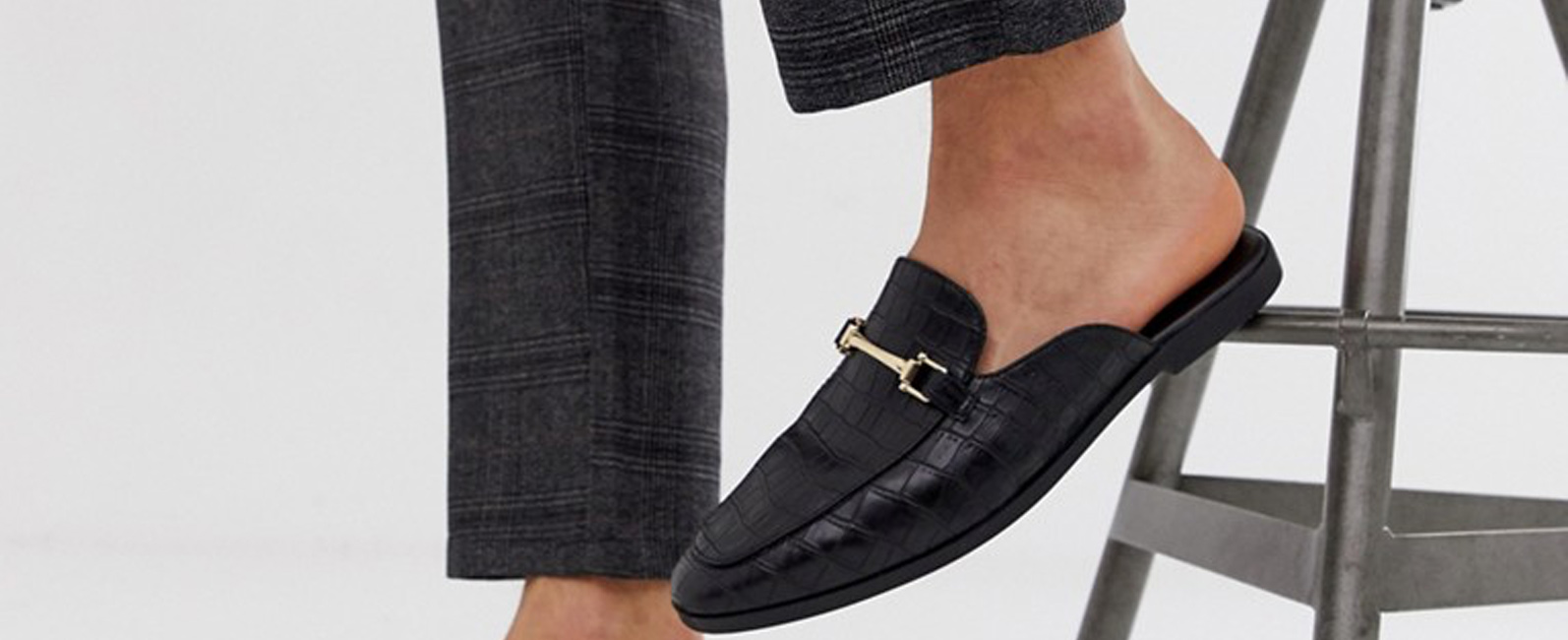 Mens Mule Loafers - Where to Buy the