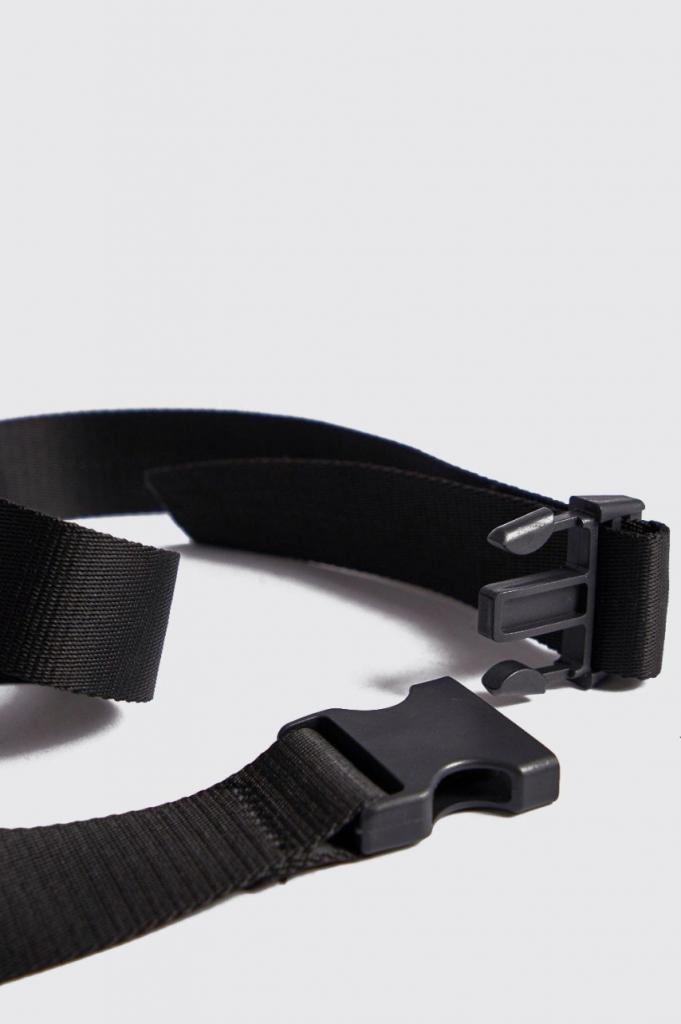 Release Buckle Belt