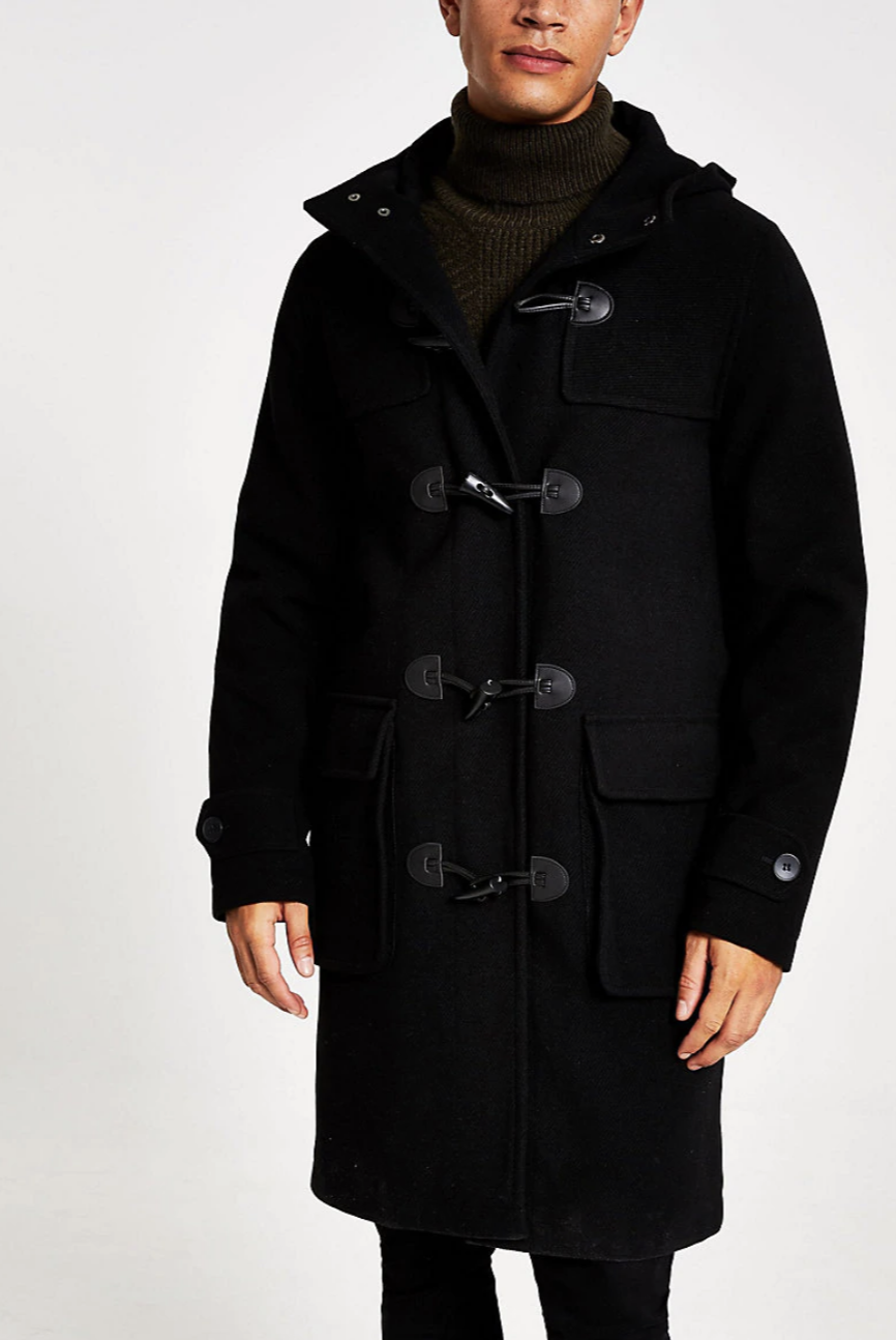mens duffle coat